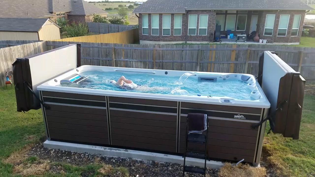 Swim Spa Endless Pool