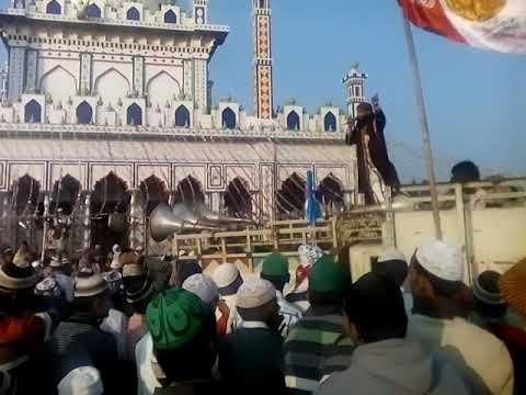 Sansar nahi tha mere Sarkar se pahle by qari MD Shabbir khan barkati