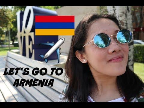 ARMENIA DIY TRAVEL VLOG SERIES (DAY 1)