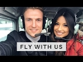 FLYING A PLANE | Birthday Adventure with Sea to Sky Air | Go Live Explore