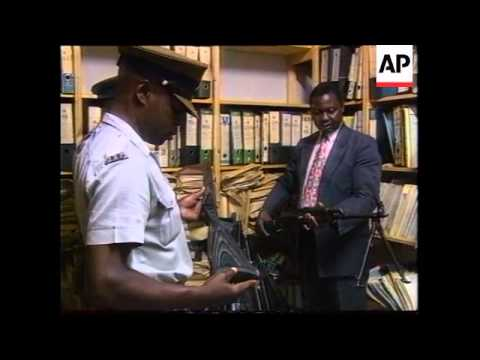 ZIMBABWE: 3 AMERICANS CONVICTED OF GUN SMUGGLING (2)