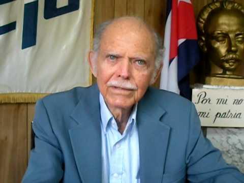 Huber Matos Benítez habla sobre Fulgencio Batista y el 10 de marzo 1952