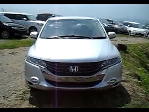 Honda Odyssey 2011 года