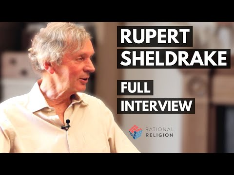 Rupert Sheldrake Interview 2018 – Atheism, Spirituality & Consciousness | In Dialogue, Ep. 5