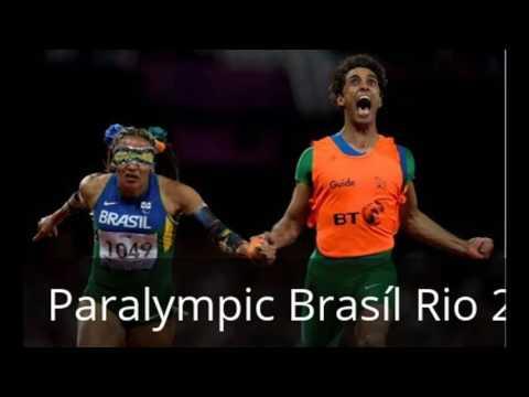 Paralympic Rio 2016 Para olympic at brasil 2016