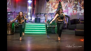 Gabrielyan Diana and Paremska Sofia Songs by Mohamed Ramadan Bellydance