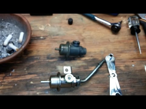 Fuel Pressure Regulator Fix - 4th Gen Firebird/Camaro with LT1 V8