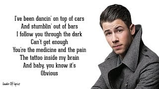 Jonas Brothers - Sucker  Lyrics