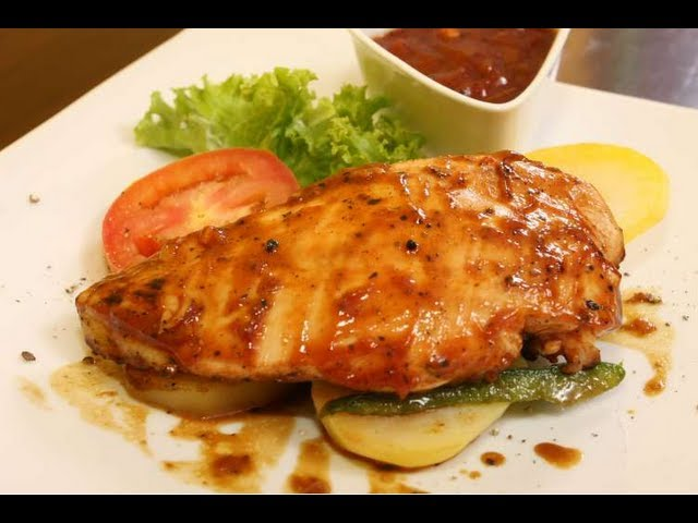 Image result for youtube, barbecue chicken breast, youtube