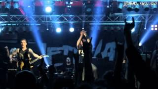 Medeia - Descension (Live at Turbohalle, Bucharest, Romania, 12.11.2013 )