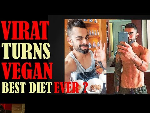 Virat Kohli Turns Vegan. Know more about Vegan Diet, Pros & Cons. Can you follow this diet?
