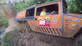 MEX 2017 - The Power of Macan 6x6, No Winch!