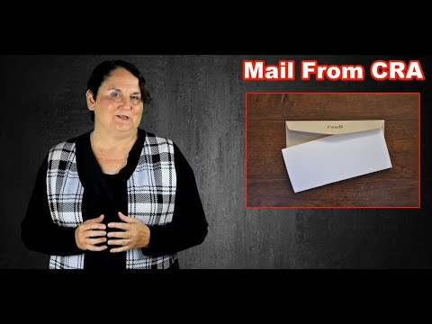Are You Getting Mail From Canada Revenue Agency (CRA)?