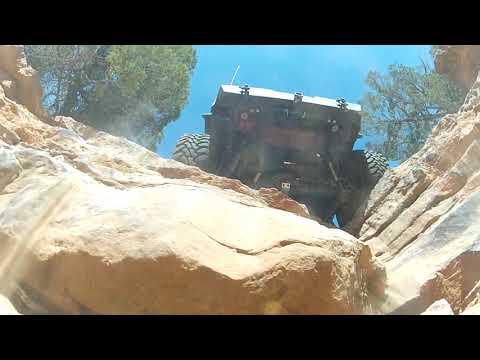 Bruiser Diesel Jeep - Six Foot Ledge BFE, Moab