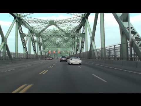 PONT JACQUES CARTIER BRIDGE, MONTREAL, CANADA
