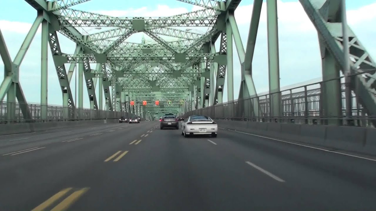 how to get to jacques cartier bridge for fireworks