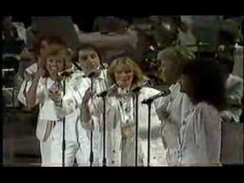 MALCOLM ROBERTS EUROVISION  SONG CONTEST 1985