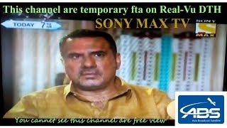 abs 2 sony max channel