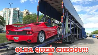 DIRIGI UM MUSTANG & CHEGARAM OS CARROS DO DREAM ROUTE - CVBR #279