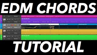 How to Make EDM Chords