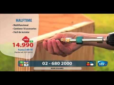 Kit de accesorios para taladro half time youtube - Accesorios para taladro ...