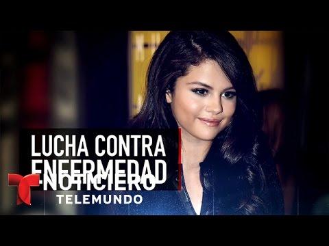 Selena Gomez revela que lucha contra el Lupus | Noticiero | Noticias Telemundo