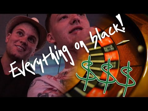 Betting our money on 1 roulette spin! | Barcelona Travel Vlog 1