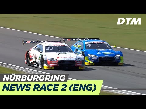 Championship on the line - Highlights Race 2 - DTM Nürburgring 2019