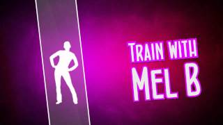 Get Fit With Mel B - in-game footage
