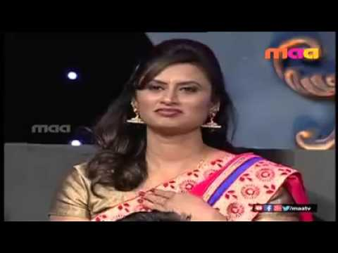 funny song by chandra bose about women in super singer 9