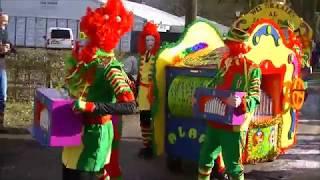 Carnavals optocht Vilsteren 2018