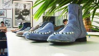 видео Cesare Paciotti. Информация о бренде, размерах и т.д.