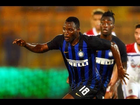 Kwadwo Asamoah vs Lyon(04/08/2018)18-19 HD 720p by轩旗