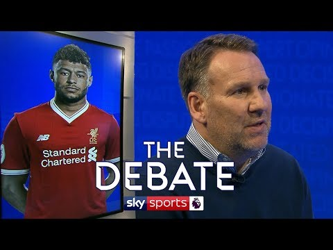 Is Oxlade-Chamberlain a better player at Liverpool? | Paul Merson & Liam Rosenior | The Debate