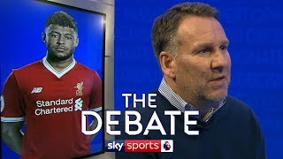 Is Oxlade-Chamberlain a better player at Liverpool?   Paul Merson & Liam Rosenior   The Debate