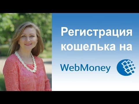 WebMoney. Регистрация кошелька на WebMoney. Особенности регистрации в Украине