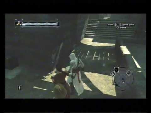 Assassin's Creed, Career 109, Jerusalem, Rich District, Templar