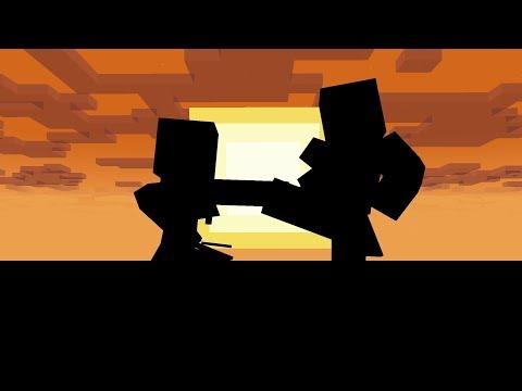 Martial Arts (Minecraft Animation)