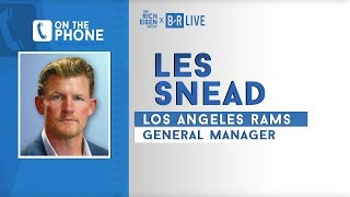 Rams GM Les Snead Talks Jalen Ramsey, Todd Gurley & More w/Rich Eisen | Full Interview | 10/17/19
