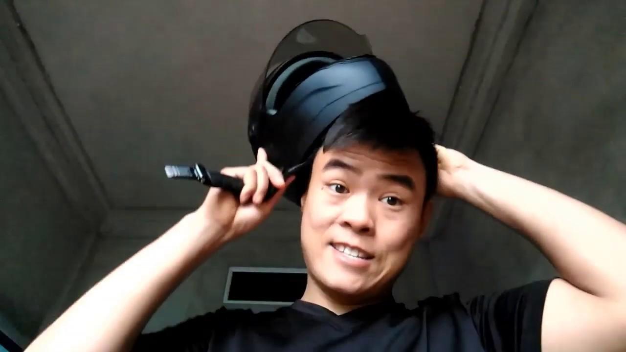 Review Mũ bảo Hiểm Fullface Hãng Asia MT136 | Mua Mũ Trên Mạng Và Cái Kết