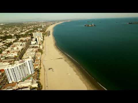 Long Beach, Formula D - California, Dji Phantom 3 Pro (04.01.2017)