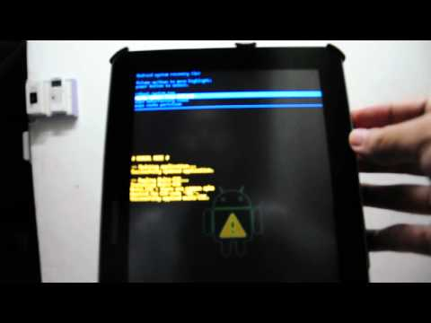 How to root Samsung Galaxy Tab 8.9 P7310