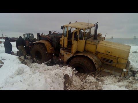 Трактор К-701-700 трактор БАЛТИЕЦ - Тайное оружие