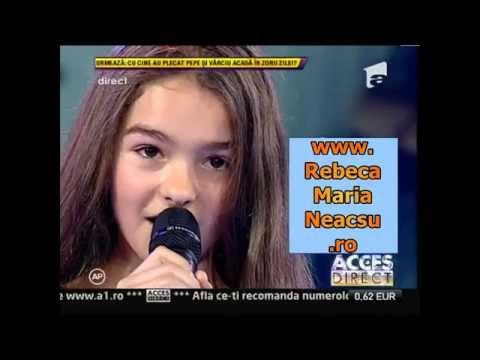 Rebeca Maria Neacsu - Amazing Grace