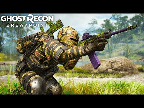 Ghost Recon Breakpoint RUSSIAN SPECIAL OPS! Ghost Recon Breakpoint Free Roam - Part 65