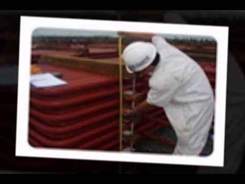 Cargo Inspections certification testing and ship surveys services