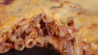 How to Cook Baked Macaroni Recipe