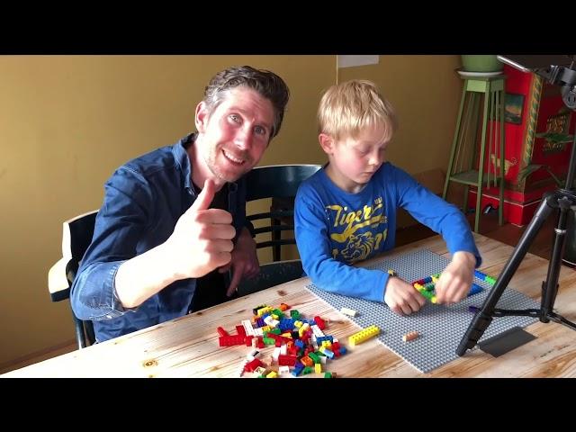 #DONSTHUIS: LEGO VIDEOCLIP BB