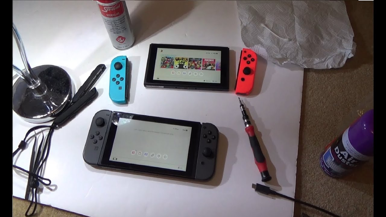 Anyone know the rate for repairs on Joycon? | GBAtemp net - The