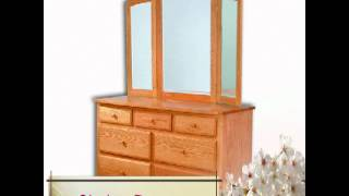 Amish Handcrafted  Bedroom Furniture